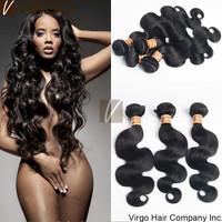 100% Unprocessed Virgin Brazilian Hair Weaves Wavy ms lula hair 4 Pcs Lot Brazilian Virgin Hair Body Wave Natural 1B# 100G/Pc