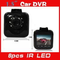 Car styling dvr recorder super night vision mini dash cam car dvrs new design cheap vehicle black box