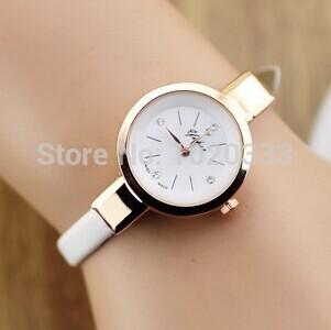 leather strap watches women fashion casual ladies quartz watch relogio feminino