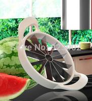 Large Melon Slicer Watermelon Cutter Shredder for apple pear pineapple dew melon kitchen tools Fruit Slicer Knife Free Ship