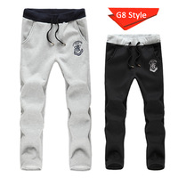 CC1990 Spring 2014 new Korean Slim pants tide male models sweater straight men's pants men's casual pants long trousers