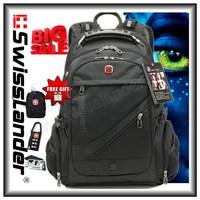 Brand Swisslander,Swiss,laptop backpack,Computer backpacks,Laptop bag,School backpack,15.6 notebook backpack,netbook bagpack