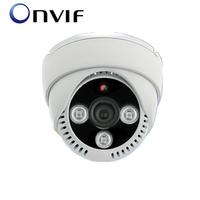 Promotion 2.0Megapixel 1080P HD Plastic Dome IP Camera IPC-DIR1C10,IR Night Vision 20M