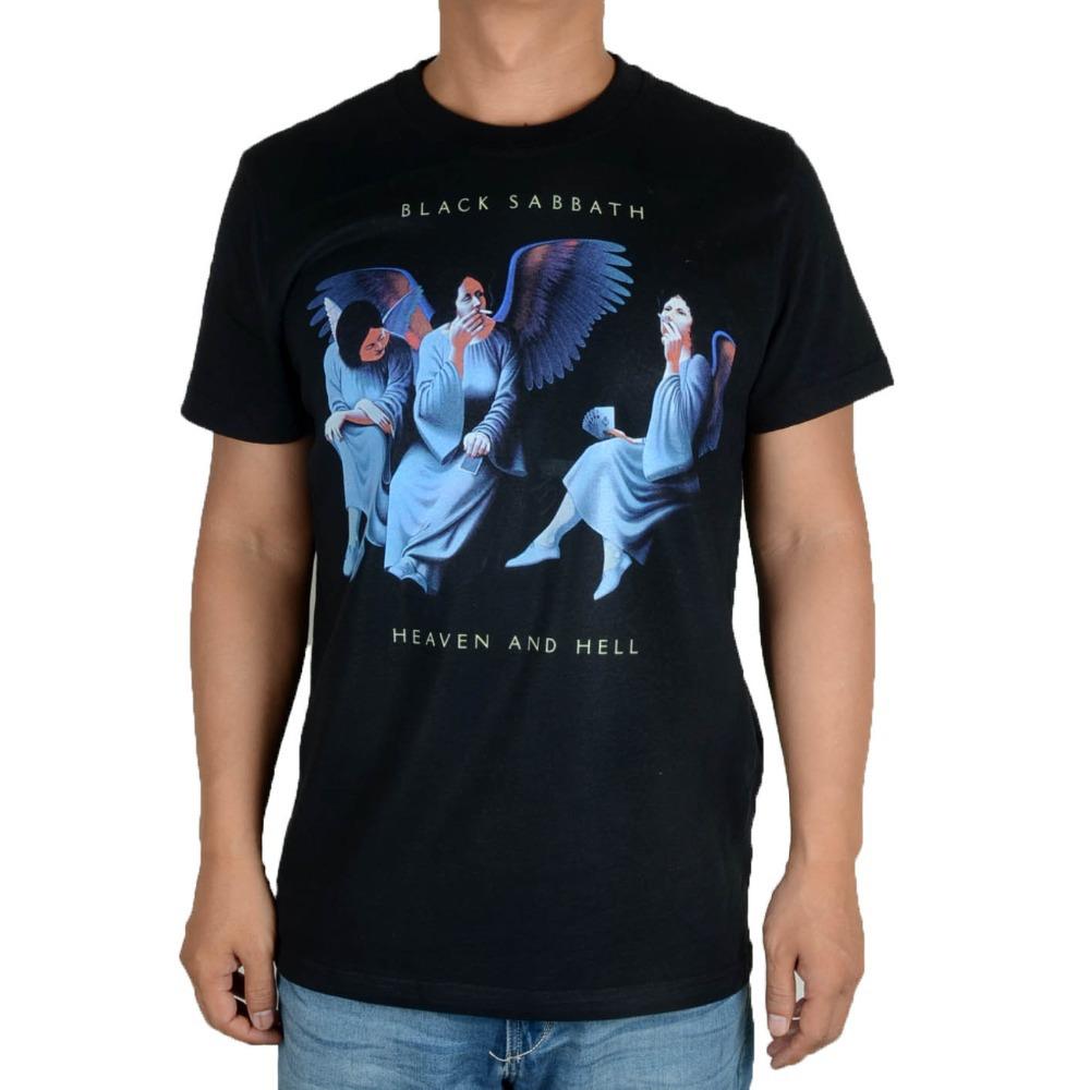 Black Sabbath Shirt Black Men's New t Shirt
