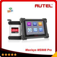 100% Original AUTEL MaxiSYS Pro MS908P AUTEL MaxiDas Maxisys pro DS708 Diagnostic System with WiFi 2014 top In stock