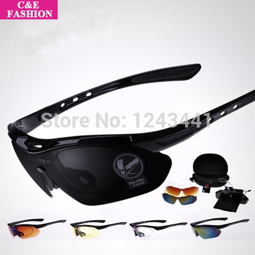 Nuova moda occhiali sportivi set, occhiali ciclismo, occhiali, occhiali da sole ciclismo, equitazione occhiali