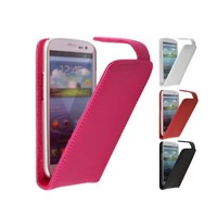 2014 Free Shipping Special  Up Down Open Flip Leather Case Cover For  Alcatel One Touch Pop C7 7041 7041D OT7041 Phone