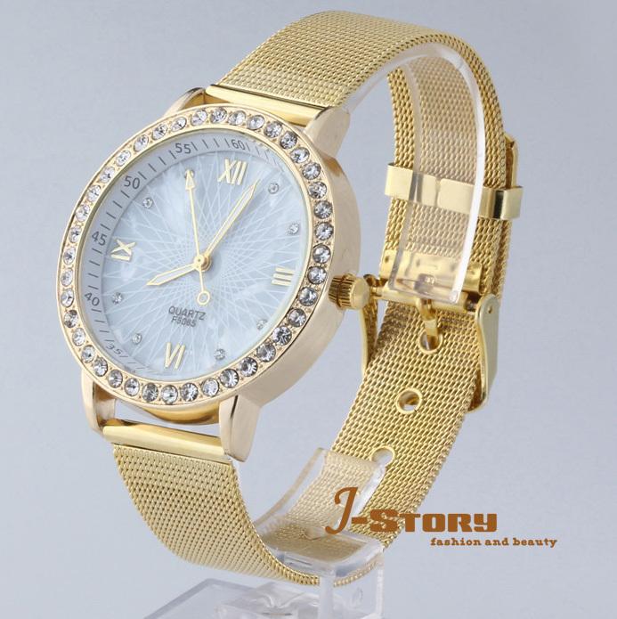 2014 new Women's Wristwatches Fashion Casual Watches women dress luxury brand relogio feminino quartz rhinestone reloj mujer a8(China (Mainland))
