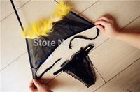 Sexy Lingerie Cleavage Clothing Underwear Bra Set Women Loli Girl Bikini Exposed Breast Transparent See Through Sheer Mesh BKN05