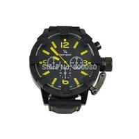 Fashion  Multicolor electronic Fashion Sport Quartz Case Mens Stylish Black Rubber Wrist Watch Outdoor Military Men's WristWatch