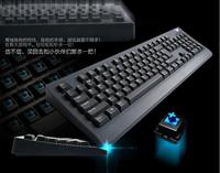 Original Aula Mechanical Keyboard Laptop Computer Gaming Keyboard Blue Switch 104keys 26keys Anti-ghost