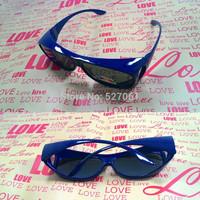 New Fashion  Marine Frame Polarized Sun Shield Sunglasses  Fits Over Most Prescription Glasses-Fast Shipping