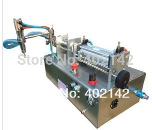 Economy Full Pneumatic liquid filling machine, filling machine for shampoo ,oil,perfume,mineral water 50-500ML(China (Mainland))