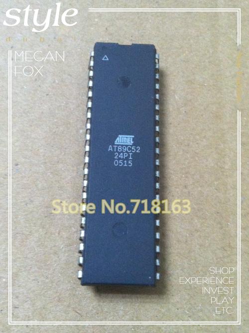 AT89C52-24PC AT89C52-24PI