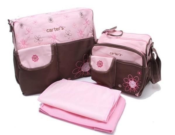 Carters nappy bags baby diaper bags baby bag nappy changing bolsa maternidade carrinho de bebe baby stroller maternity bag(China (Mainland))