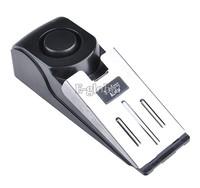 New Door Stop Alarm Block Systerm Security Safety Travel Home House Portable Burglar Alarm Sensors Alarm #12 SV001210