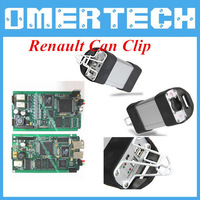 DHL Free Shipping!! 2015 Latest Version V145 Renault Can Clip Full Chip Diagnostic Tool Renault Clip Scanner