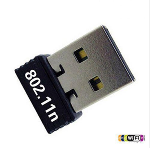 Nano Wifi Antenna Wireless Adapter SD001 Network USB adapter LAN Dongle Portable wifi receiver & transmitter Soft AP 150Mbps(China (Mainland))