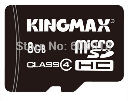 KINGMAX h2testw micro sd card 2GB 4GB 8GB class 4 TF t flash microsd memory card micro sd USB Flash pen Drive 8GB Free adapter(China (Mainland))