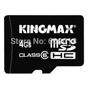 Kingmax h2testw Full real Capacity micro sd card 4gb 8gb 16gb 32gb class 6 TF t flash microsd memory card USB Flash Drive(China (Mainland))