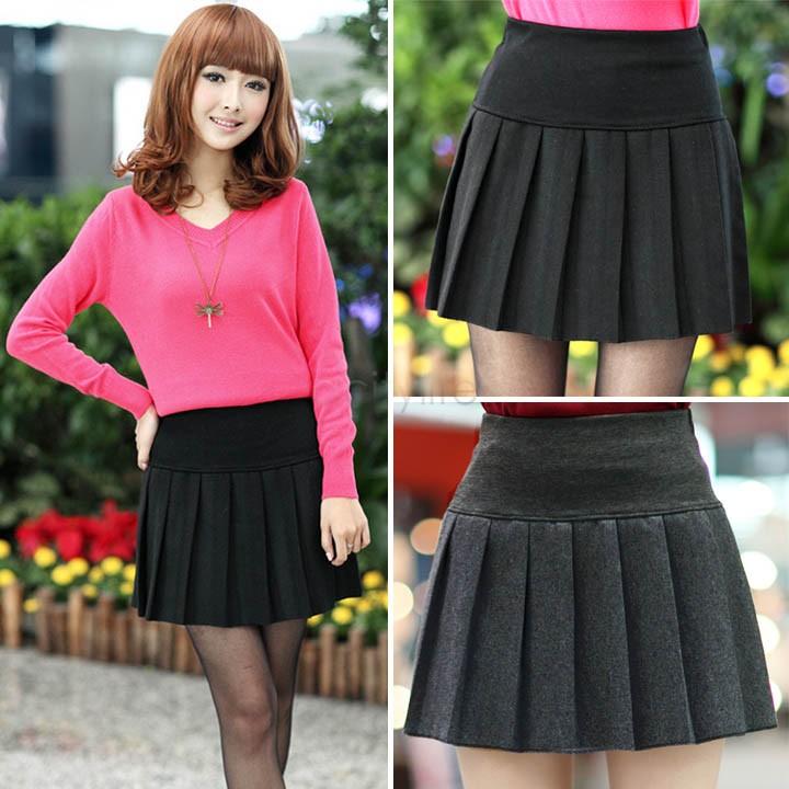 popular pleated school skirts for buy popular