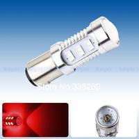 1pc Cree led 1157 BAY15D P21/5W 12 led Samsung 5630smd High Power LED Tail Brake Stop Light Bulbs Brilliant Red car light source