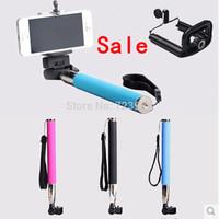 Gopro Handheld Monopod 2ni1 1PCS Portable Handheld Self-Timer Monopod for Camera & Phone Mobile phone Monopod free shipping
