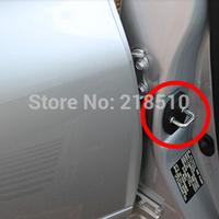 (4Pcs) Toyota Corolla Rav4  EZ Shock Absorber Pad Door Lock Buckle Cover