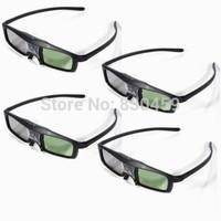 4x OEM Glasses 3D DLP Link 144Hz for projector