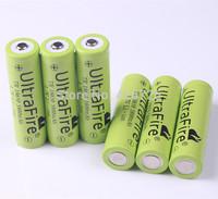 6pcs/lot 18650 rechargeable batteries 3.7v 5800 mAh Lithium li-ion battery for led Flashlight batteri batery Free shipping