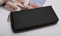 wholesale  MiKORSS  Zipper long Wallet women Purse Pouch Case Bag with retail box   free shipping