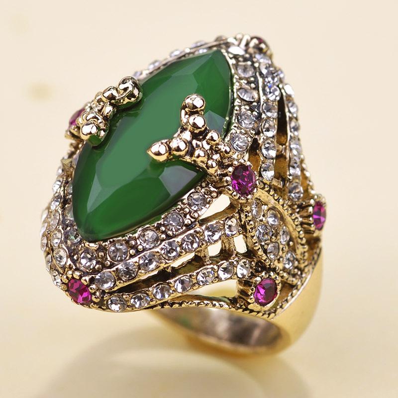 Indian Diamond Jewelry Sets Emerald Indian Jewelry Set