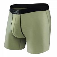 SAXX Men's Underwear Ultra Modern Fit Boxer Sage ~ S, M, L