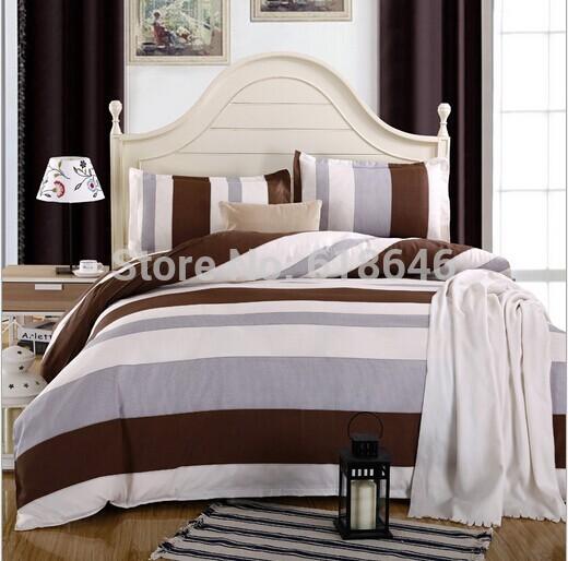 Têxteis lar reativa impressão 4 Pcs cama conjuntos de luxo incluem Quilt Cover folha de cama fronha King size rainha completa grátis frete(China (Mainland))