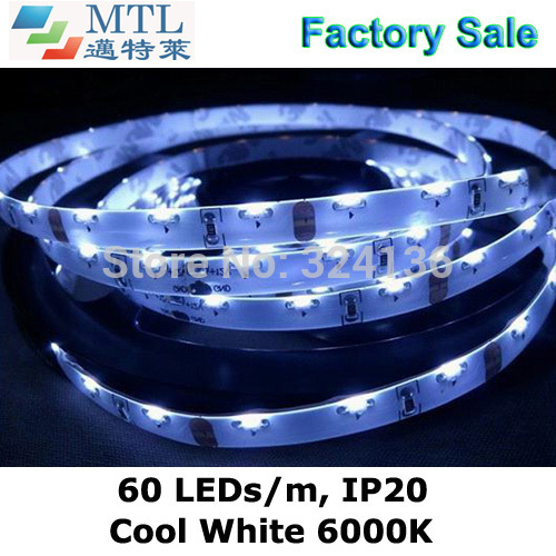 Side emitting 335 LED strip 12V, 60 LEDs/M, 50M/lot, IP20 indoor use, side view SMD335 LED, 8MM PCB, Factory Wholesale(China (Mainland))