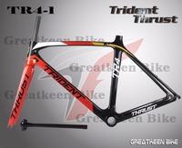 THIDENT THRUST frame and bicycle carbon frame time trial 29er mtb carbon frame carbon complete bike de rosa 888 mendiz