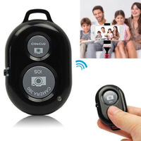 Android Camera Bluetooth Remote Control Shutter Monopod Self timer for iphone ipad samsung S4 NO Battery Good Quality