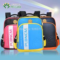 Large Orthopedic Children School Bags for Women Men Girls Boys Brand Nylon+PU Kids Backpack Primary Grade1-6 Student Portfolios
