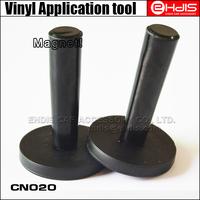 High quality car vinyl film fix installing tools magent car wrap tool magnetic auto apllication tool