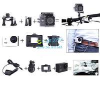SJ4000 Sport Action Camera Diving Full HD DVR DV Min extreme Sport Helmet Action Camera 1920*1080P b14 SV005371