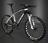 LOOK 26ER 29er cheap mtb bike complete mountain bike carbonio biciclette with mtb bike frame XT groupset carbon wheels