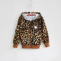 new 2014,child,jaquetas infantis,hello kitty,girls jacket,baby clothing,kids,brand,casaco infantil,children outerwear