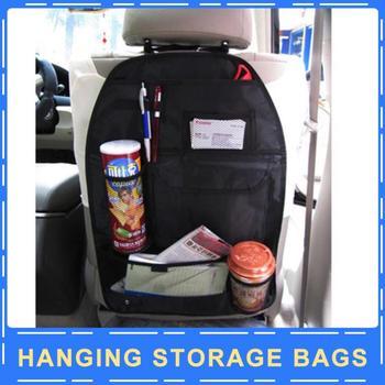 Aimee auto Car multifunctional back bags vehienlar glove storage bags hanging storage bags holder for k2 k3 k5 kia focus