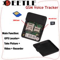 X009 Mini Camera GSM Monitor Video Recorder GSM Tracker Quad Band SIM Card GSM 850/900/1800/1900MHz Hidden Camcorders Camera