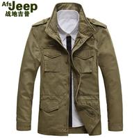 Brand AFS Jeep  2014 mens jackets 100% cotton outwear men's coats casual fit style designer fashion jacket big size M~XXXXL