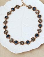 Clothes and accessories decoration necklace female short design fashion vintage necklace