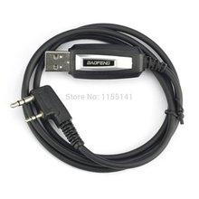 New Original Baofeng USB Programming Cable for baofeng uv-82 uv-5r BF-666S 888S Wouxun KG-UV8D ken-wood Walkie Talkie