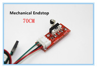 6PCS High Quality Mechanical Endstop For Reprap ramps 1.4 3D printer With independent packing BT0020-3D