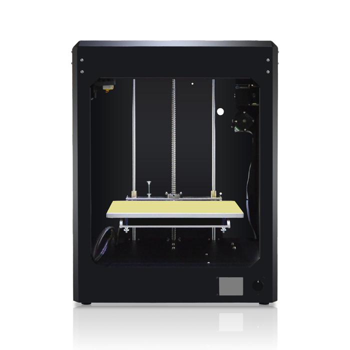 Aworldnet big size 300*200*360mm a601 voll metallrahmen 3d-drucker montiert 3d-maschine mit einem freien pla filament und taschenlampe
