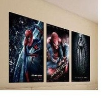 Free Direct Selling for Wall Large Shipping 50*70cm Fro zen Wall Sticker Cartoon Movie A nna Poster Custom Canvas Paint New 2014